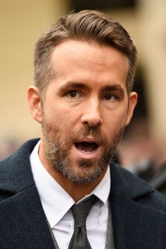Ryan Reynolds Photos Photos - Actor Ryan Reynolds attends a ceremony honoring him with a star on the Hollywood Walk of Fame on December 15, 2016 in Hollywood, California. - Ryan Reynolds Honored With Star On The Hollywood Walk Of Fame