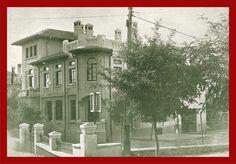 Türk Maarif Cemiyeti ana ve ilk mektebi,  GMK Bulvarı, 1931