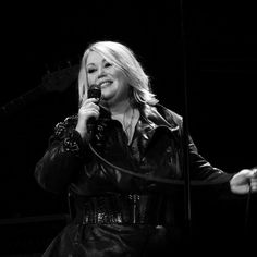 Jann Arden on stage during her 2014 tour.....So AWESOME!