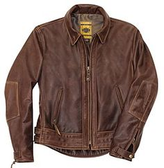 Vintage Motorcycle jacket 585 (Schott NYC)