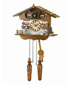 Another great find on #zulily! Freiburg Clock #zulilyfinds