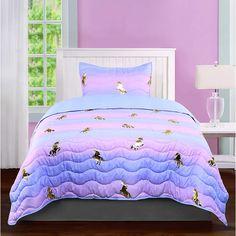 Girl Bedroom Designs, Room Ideas Bedroom, Purple Kids Bedroom Furniture, Teen Girl Bedrooms, Little Girl Rooms, 6 Year Old Girl Bedroom, Blue Teen Girl Bedroom, Unicorn Bedroom Decor, Unicorn Rooms