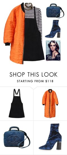 """#847"" by aliensforsale ❤ liked on Polyvore featuring Friend of Mine, Chanel and 3.1 Phillip Lim"