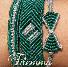 Macramé bracelet by filemma