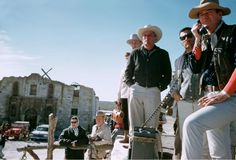 The Behind the Scenes Pic of the Day - On the set of The Alamo - Ain't It Cool News: The best in movie, TV, DVD, and comic book news. Description from pinterest.com. I searched for this on bing.com/images
