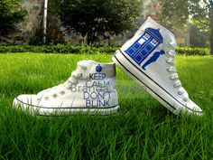 Sneakers,Doctor Who,Hand Painted Shoes Custom Canvas Shoes, High Top Sneakers for Men/women/kids