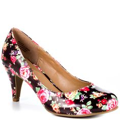 ZiGi Girl's Multi-Color Bella - Brown Patent for 54.99 direct from heels.com