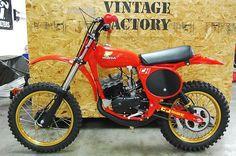 Vintage Moto-X
