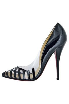 CHRISTIAN LOUBOUTIN  2013 - ain't that sweet, walking down the street...