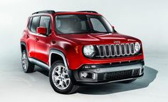 Dissected: 2015 Jeep Renegade - Feature WOW HOW I MISS MY JEEP