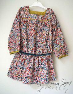 robe tunique solveig
