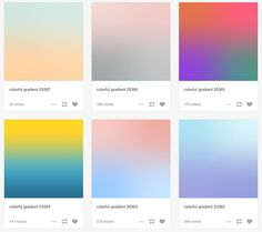 On the Creative Market Blog - 15 Brilliant Tools For Exploring New Color Combinations