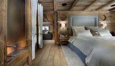 The Petit Chateau, a Luxury Ski Chalet in Courchevel | HomeDSGN