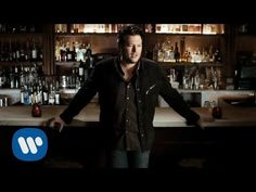 Blake Shelton - Sure Be Cool If You Did (Official Music Video) - YouTube. Love his music and personality.