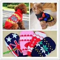 Products · Cute Puppy Pet Cat Dog Sweater Knitwear Coat Apparel Clothes 6 Sizes · Fashion Stylist's Store Admin