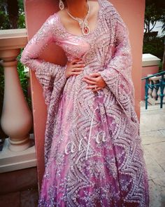 Clients by @rashidamoon custom made for our client bridal wear