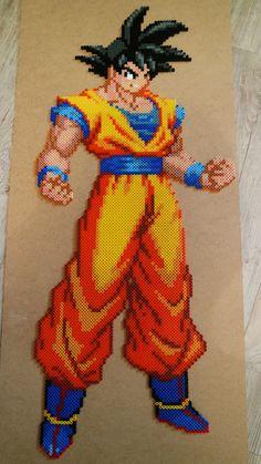 Perler Son Goku - Dragon ball