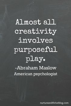 Great tips from a child psychologist on how to encourage creative and independent play.