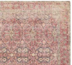 Browse Pottery Barn's stylish hallway runners and runner rugs. Find expertly crafted wool, jute and synthetic hallway and carpet runners in beautiful patterns and colors. Diy Carpet, Patterned Carpet, Printed Rugs, Rugs, Rug Runner, Persian Style Rug, Rugs On Carpet, Rug Runner Hallway, Hand Tufted Rugs