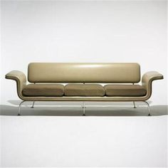 Alexander Girard, sofa for Herman Miller, 1967.