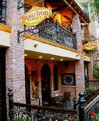 Bourbon Street Bar & Grille: Po'Boys and alligator sausage and fried pickles and jambalaya and ARE YOU HUNGRY YET?? http://www.bourbonny.com/index.aspx