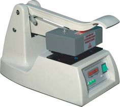 The Swift Heat Press is a high quality manually operated heat press for table top use. It requires minimal operating area and is ideal for applying MiRiCal DigiTech Barcode Labels and MiRiTherm TT Labels. •Ideally suited to the workwear rental industrybeta_swift1 •Lightweight and portable if required •Platen size 130mm x 95mm •Computerised LCD digital microprocessor control •Cast aluminium construction for strength and durability •Guaranteed for 12 months, CE compliant