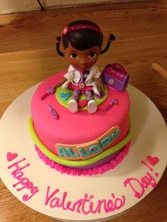 Doc McStuffins Personal Cake