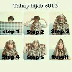 Tahap hijab 2013