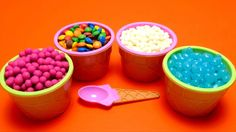 Tic Tac &  Play-Doh Dippin Dots & Jelly Belly Beans & M&M's Hide & Seek ...