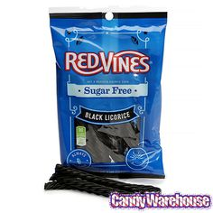 Just+found+Sugar+Free+Licorice+Twists+5-Ounce+Bags+-+Black+Licorice:+12-Piece+Box+@CandyWarehouse,+Thanks+for+the+#CandyAssist!