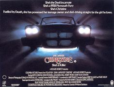 christine movie poster - Google Search