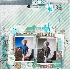 LO for Kreativ Scrapping Layouts, Polaroid Film, Scrapbook, Movies, Movie Posters, Art, Summer Recipes, 2016 Movies, Craft Art