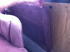Remodel motorhome - removing wall panels & furniture Rv Camping, Outdoor Camping, Glamping, Camping Ideas, Rv Mods, Rv Sites, Rv Organization, Rv Interior, Interior Decorating