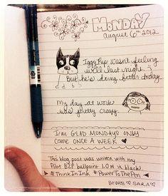 DIY Sarah shares her Monday Madness with us!