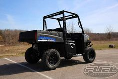 New 2016 Polaris RANGER EV Avalanche Gray ATVs For Sale in Wisconsin. 2016 Polaris RANGER EV Avalanche Gray, ONLY 1 LEFT! 2016 Polaris® RANGER® EV Avalanche Gray Features may include: Hardest Working Features Strong 30 HP Motor The RANGER EV features a strong 30 HP/48V AC electric motor, allowing for clean and quiet operation. Alternating Current (AC) is more efficient and extends range. Electric Advantage A quieter machine for operating inside barns or for stealthy trips to the deer…