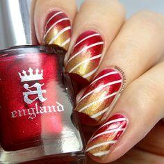 Instagram photo by britnails #nail #nails #nailart