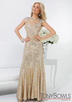 tony bowls le gala gold dress | Home Tony Bowls Le Gala 114539 Gold Dress
