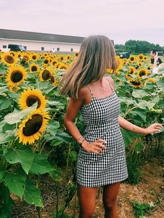 A day well spent Cute Casual Outfits, Cute Summer Outfits, Spring Outfits, Summer Dresses, Outfit Summer, Casual Dresses, Teen Fashion Outfits, Outfits For Teens, Girl Outfits