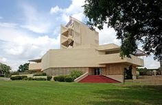 10 Places to Celebrate Frank Lloyd Wright's 150th Birthday