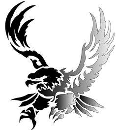 desenhos de aguias para tattoo - Pesquisa Google