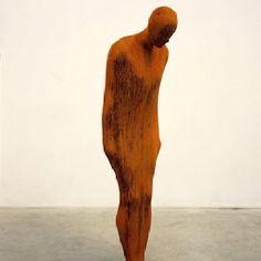 Antony Gormely ASIDE, 2002