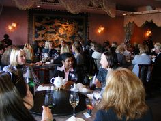 Women in Business Luncheon 2009 - Newmarket Chamber of Commerce
