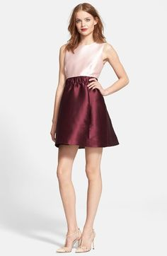 Perfect for Valentine. Kate Spade 'swift' A-Line Dress on shopstyle.com