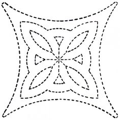 Hand Quilting Patterns: Nancy-Page-Quilting-Design