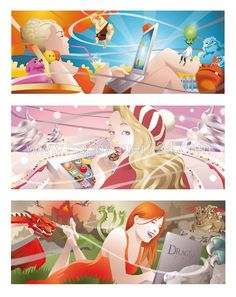 Storyboard, Illustrator, Fill, Layout, People, Anime, Art, Page Layout, Illustrators