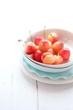 Rainier Cherry and Pumpkin Seed Butter Financiers :: Cannelle et VanilleCannelle et Vanille