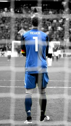 Neuer Best Football Players, Football Is Life, Sport Football, Soccer Players, Team Wallpaper, Football Wallpaper, Germany National Football Team, Football Updates, Dfb Team