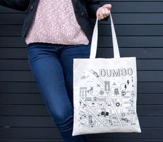 DUMBO Grocery Tote!