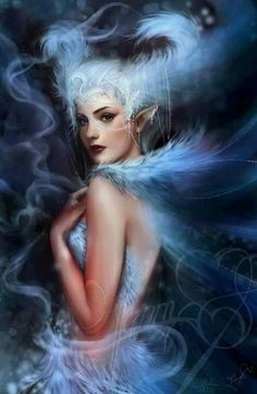 **Fae faery fairy