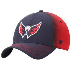 f9e908c950a Washington Capitals Vapor Alpha Structured Adjustable Hat - Navy